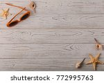 fashion accessories   glasses... | Shutterstock . vector #772995763