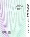 minimum geometric coverage....   Shutterstock .eps vector #772996183
