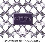 abstract geometric vector...   Shutterstock .eps vector #773005357