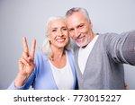 happy sweet memories  close up... | Shutterstock . vector #773015227