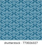 vector seamless background   Shutterstock .eps vector #773026327