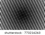 abstract futuristic halftone... | Shutterstock .eps vector #773216263