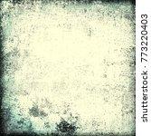 beige distressed texture in... | Shutterstock . vector #773220403
