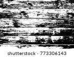 grunge old wood black cover...   Shutterstock .eps vector #773306143