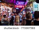 bangkok  thailand   september... | Shutterstock . vector #773307583