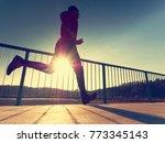 Morning Runner In Tall Black...