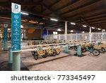 bologna  italy   circa december ... | Shutterstock . vector #773345497