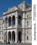 Small photo of Trieste, Italy, Friuli Venezia Giulia, Europe