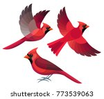 Stylized Birds   Northern...