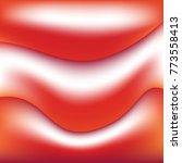 gradient mesh abstract... | Shutterstock .eps vector #773558413