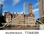 Stock photo toronto city hall 77368288