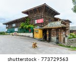 naggar  india   august 07  2015 ... | Shutterstock . vector #773729563