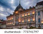 novi sad  serbia may 25  2017 ... | Shutterstock . vector #773741797