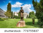 novi sad  serbia may 26  2017 ... | Shutterstock . vector #773755837