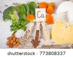 ingredients or products... | Shutterstock . vector #773808337