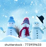 merry christmas and happy new... | Shutterstock . vector #773959633