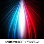 smooth colorful abstract... | Shutterstock . vector #77401912