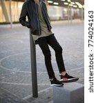 milan  italy   november 11 ...   Shutterstock . vector #774024163