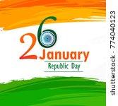 illustration of happy indian...   Shutterstock .eps vector #774040123