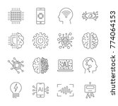 simple set of artificial...   Shutterstock .eps vector #774064153