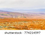 The Dalton Highway Between...