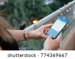 rosario  argentina   december... | Shutterstock . vector #774369667