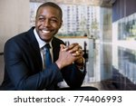 lifestyle portrait of a... | Shutterstock . vector #774406993