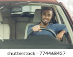 shot of a young attractive man...   Shutterstock . vector #774468427