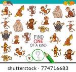 cartoon illustration of find... | Shutterstock .eps vector #774716683