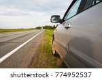 car on a road in a nice day | Shutterstock . vector #774952537