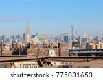View On Midtown Manhattan On A...