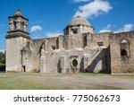 san antonio  texas usa  ... | Shutterstock . vector #775062673