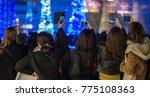 tokyo  japan   december 10th ... | Shutterstock . vector #775108363