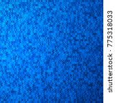 blue arrows background.... | Shutterstock .eps vector #775318033