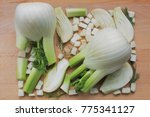 Small photo of seasonal vegetables fennel