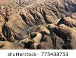 beautiful landscape of the... | Shutterstock . vector #775438753
