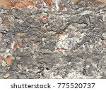 creative abstract background... | Shutterstock . vector #775520737