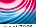 colorful ripple background | Shutterstock . vector #775606087