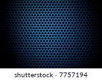 speaker grille - stock photo