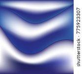 gradient mesh abstract... | Shutterstock .eps vector #775923307