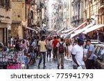 naples  italy   august 22 ...   Shutterstock . vector #775941793