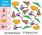 mathematical game for children. ...   Shutterstock .eps vector #775951747