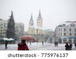 zilina  slovakia   november 30  ...   Shutterstock . vector #775976137