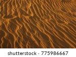 background nature sand | Shutterstock . vector #775986667