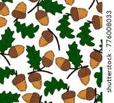 acorn vector illustration   Shutterstock .eps vector #776008033