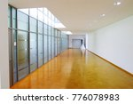 glass partitions in the... | Shutterstock . vector #776078983