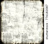 grunge background with old... | Shutterstock . vector #776182087