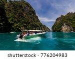 phi phi  thailand  krabi   ... | Shutterstock . vector #776204983