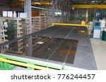 an industrial machine in a... | Shutterstock . vector #776244457