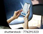 chiang mai  thailand dec 16... | Shutterstock . vector #776291323